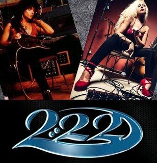 元AUTOGRAPHのギタリストSteve LynchがPROJECT 2:22を開始!