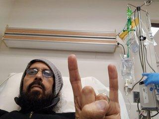 QUIET RIOTのFrankie Banaliが12度目の化学療法を受ける