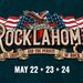 Rocklahoma 2020. May 22, 23 and 24 in Pryor, OK.