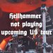 The True Mayhem - Hellhammer unable to perform on upcoming... | Facebook