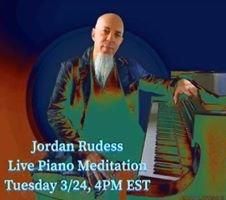 伝われ!Jordan Rudessによる癒やしのピアノ・メディテーション