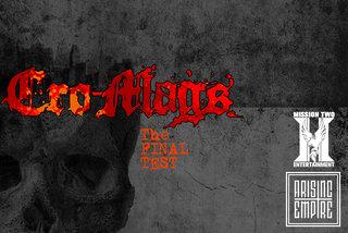 CRO-MAGSが新譜『In The Beginning』を6月に発売!