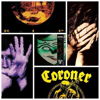 CORONERが今年新譜を発売予定!