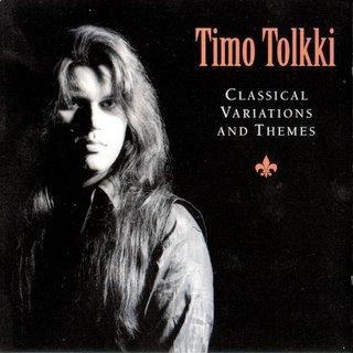 廃盤だったTimo Tolkkiの1st、2ndソロ・アルバムがデジタル配信開始!