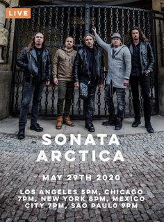 SONATA ARCTICAがアコースティック・コンサート<Acoustic Adventures 2020>を開催