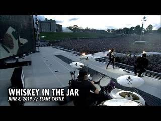 "METALLICAが6/8アイルランド公演から""Whiskey in the Jar""のライヴ映像を公開"