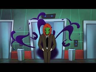 "SHINEDOWNが最新作から""Monsters""のアニメMVを公開"