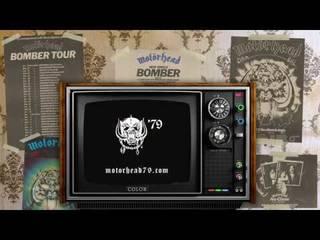 MOTÖRHEADの特設サイト『Motorhead '79 』近日オープン予定