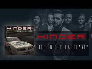 """HINDERがEAGLESのカバー曲""""Life in the Fastlane(駆け足の人生)""""を公開"""