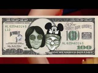 "元ENUFF Z'NUFFのドニー・ヴィーが、Donnie Vie and The St Joe County Dope Whores名義でTHE BEATLESの"" Money""をストリーミング公開"