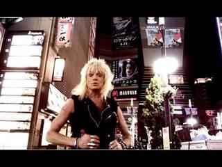 """MICHAEL MONROEが新曲""""Last Train To Tokyo""""のミュージック・ビデオを公開"""