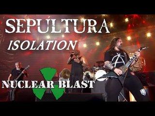 "SEPULTURAが新曲""Isolation""のミュージック・ビデオを公開"