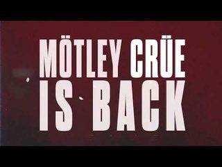 LAメタルのレジェンドMÖTLEY CRÜEが再結成を発表!