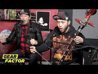人気爆発!モンゴルのTHE HUが大ヒット曲「Yuve Yuve Yu」をスタジオで演奏!