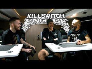 KILLSWITCH ENGAGEのメンバーによるプロジェクトTIMES OF GRACEが来年2ndアルバムをようやくリリースか?