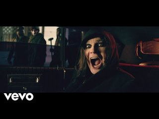 OZZY OSBOURNEの新MV「Straight to Hell」公開!