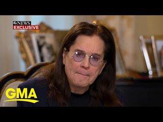 Ozzy Osbourneがパーキンソン病と戦っていることを告白