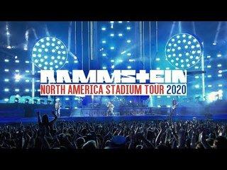 RAMMSTEINがフルスケールでの北米スタジアム・ツアーを発表!