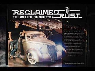 「今後のアルバムはどうなるのかまったくわからない」James Hetfield(METALLICA)