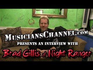 NIGHT RANGERは新たなレコード契約を獲得、Brad Gillisのソロは大詰めへ