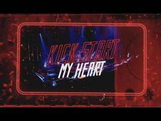 MÖTLEY CRÜEが「Kickstart My Heart」の新たなリリック・ビデオを公開!スポンジ・ボブにもフィーチャー!