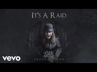 OZZY OSBOURNEが「It's A Raid」のオーディオを公開!
