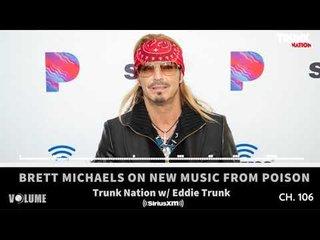「ツアー前にPOISONの新曲を出したい」Bret Michaels