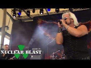 FIFTH ANGELが「Dust To Dust」のライブ・ビデオを公開!