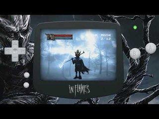 IN FLAMESが『I, The Mask』のアーケード(8ビット)・バージョンをリリース!