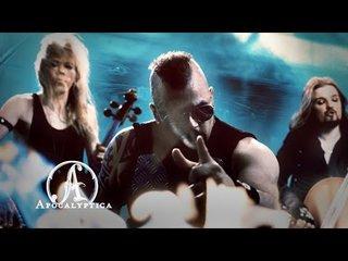 APOCALYPTICAがJoakim Brodén(SABATON)をフィーチャーした新曲「Live Or Die」のMVを公開!