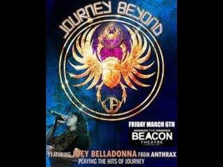 Joey Belladonna(ANTHRAX)によるJOURNEYのトリビュート・バンドJOURNEY BEYONDの初ライブ映像