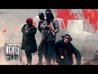 HEAVEN SHALL BURNがアフリカの監督を起用した「Eradicate」のMVを公開!