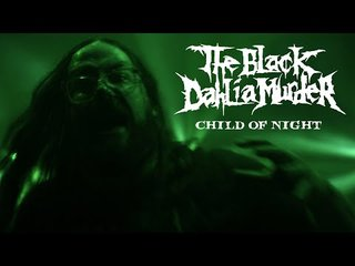 THE BLACK DAHLIA MURDERが新曲「Child Of Night」のMV公開!