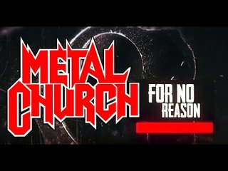 METAL CHURCHが新曲「For No Reason」のリリック・ビデオを公開!