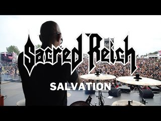 SACRED REICHが「Salvation」のMVを公開!