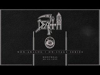 Relapse RecordsがDEATHのライブ音源をストリーミング開始!