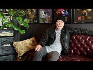 MEGADETHのDave Mustaineが安全を保つようビデオ・メッセージ。新譜や新刊も完成間近!