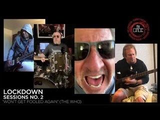 SAMMY HAGAR & THE CIRCLEのロックダウン・セッション No.2