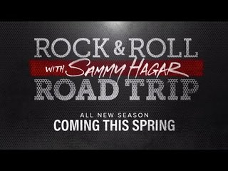 Sammy HagarのTV番組『Rock & Roll Road Trip』がシーズン5に突入!