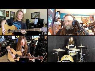 MEGADETHのDavid Ellefsonが新曲「Simple Truth」をアコースティック演奏!