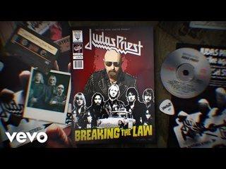 JUDAS PRIESTが「Breaking The Law」の新しいリリック・ビデオを公開!