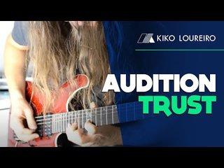 キコ・ルーレイロがMEGADETH加入時のオーディション・ビデオ第2弾を公開!