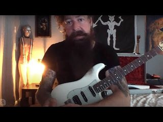 SLIPKNOTのギタリストはソロ・プロジェクトを計画中