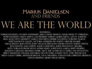 あの「We Are The World」をMASTERPLAN、GRIM REAPER、FIREWINDなど50名以上のミュージシャンで演奏!