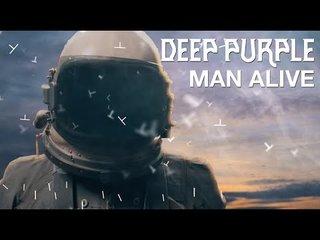 DEEP PURPLEの新曲「Man Alive」が公開!