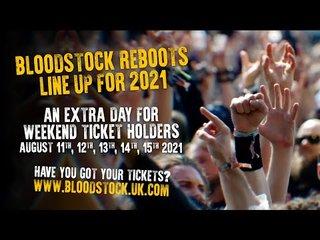 イギリスの<Bloodstock Open Air>も今年は中止