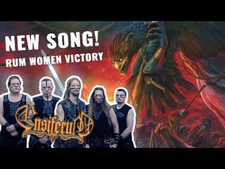 ENSIFERUMが新譜『Thalassic』から「Rum, Women, Victory」を公開!