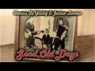 泣ける……元STYXのデニス・デ・ヤングの新譜『26 East, Vol. 1』からジュリアン・レノンをフィーチャーした「To The Good Old Days」が公開!