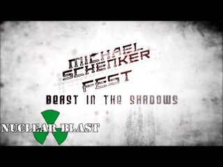 MICHAEL SCHENKER FESTが「The Beast In The Shadows」のリリック・ビデオを公開