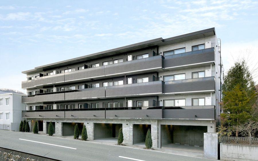 札幌の高級住宅地にファミリー賃貸物件「S-RESIDENCE宮の森」誕生